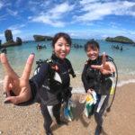沖縄ダイブランド の体験ダイビング